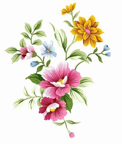 Flowers Bunch Clipart Bouquet Clipartmag