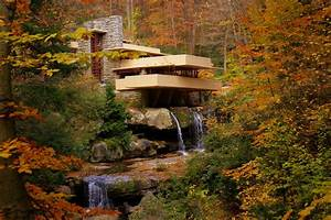 Sights Unseen Photography: Falling Water in the Fall