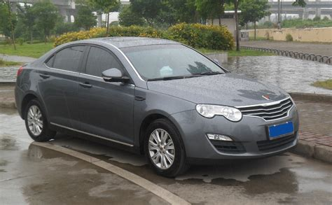 Roewe 550 China 2012-06-17 | A Roewe 550 photographed in ...