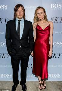 Diane Kruger39s Split With Joshua Jackson Comes 2 Weeks After Dinner With Norman Reedus Daily