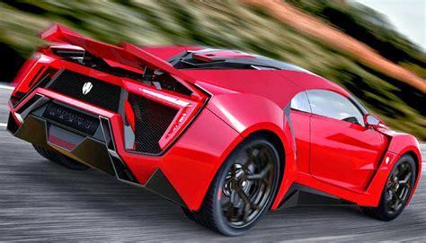 Car AncestryFurious 7 Rides: The Lykan Hypersport - Car ...
