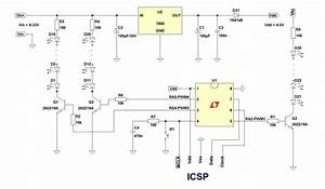 Christmas Light Controller Schematic