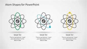 Atom Shapes For Powerpoint