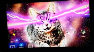 laser cat ps4 themes laser cat in space dynamic theme 4