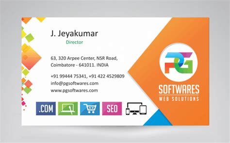 Visiting Card Design For Website Designing Company In Business Card Design Accountant Change Default Layout Outlook 2013 Maker Online Free Download Kite Visiting App For Android Printable Magnets Freeware Windows 7