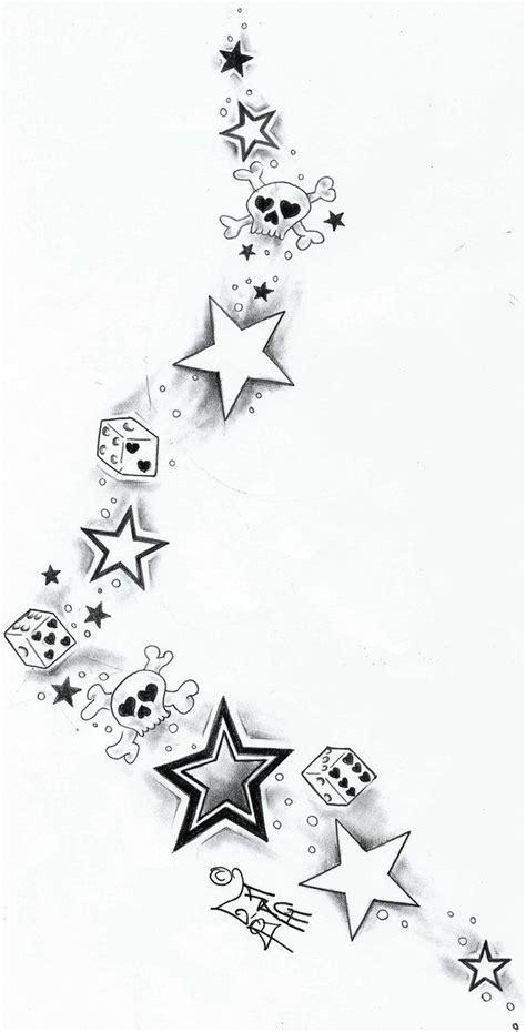die besten  rockabilly tattoo designs ideen auf
