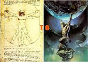 What Is The Secret Behind The Vitruvian Man Diagram