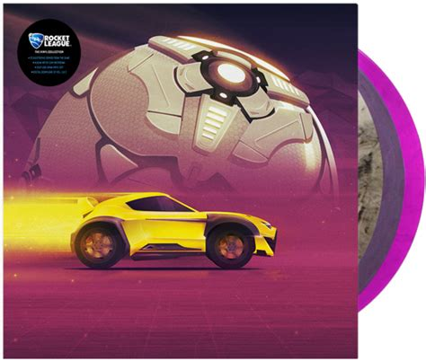 Check Out These Awesome Rocket League Vinyl Records