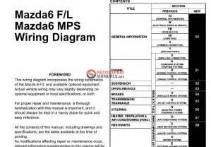 hd wallpapers mazda 6 gh wiring diagram 2008 wallpaper-desktop, Wiring diagram
