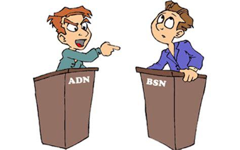 Kitchen Debate Essay by Adn Vs Bsn One Nurses Journey Occupational Solution