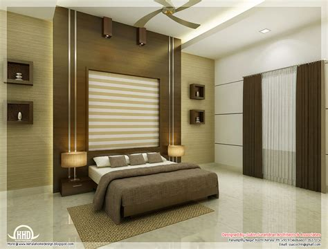 pictures of interiors of homes beautiful bedroom interior designs kerala home design