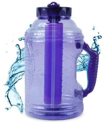 cool gear ez freeze  ounce water bottle purple ebay