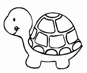 How To Draw A Cute Baby Turtle | www.imgkid.com - The ...