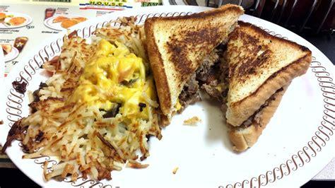 Waffle House Texas Cheesesteak Melt
