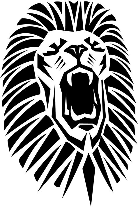 roaring-lion-tattoo-xmas-vectors-and-icons-lionel-messi