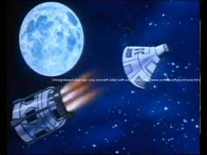 Battle of the Planets ( G-Force ) Outro Music Rare Ending ...