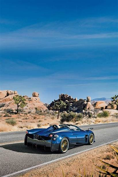 Pagani Roadster Huayra Wallpapers Supercars