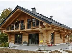 Chalet En Bois Prix : prix maison en rondin de bois 3 chalet en bois rondin ~ Premium-room.com Idées de Décoration