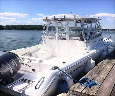 Sea Hunt Victory Boats For Sale by 2008 Sea Hunt Victory 245 Power Boat For Sale In Salem Ma