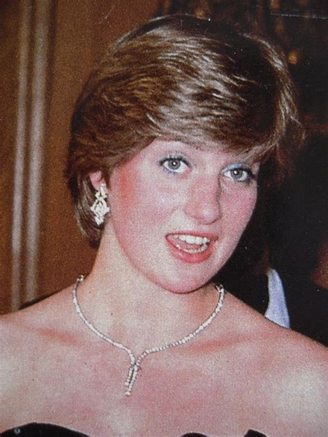march   lady diana spencer making