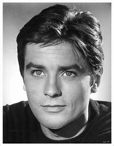 842 best images about Alain Delon on Pinterest | Romy schneider, 1960s and French
