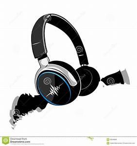 Headphones Symbol Royalty Free Stock Image - Image: 32848896