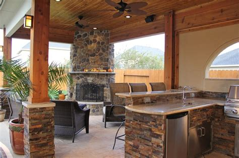 outdoor kitchen and fireplace designs outdoor kitchens fireplaces furniture 7229