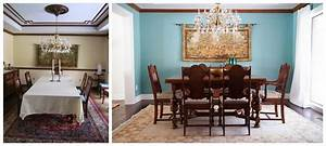 Dining room paint colors dark furniture dining room for Dining room paint colors dark wood trim