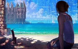 Pin Lonely Girl Artwork Facebook Timeline Cover Covers on ...