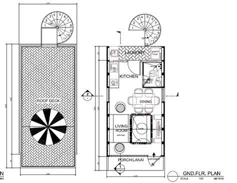 6 Beautiful Home Designs Under 30 Square Meters [With Floor Plans] : 100 Square Meter House Floor Plan