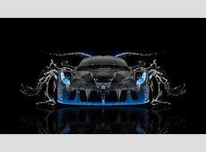 Ferrari Laferrari Front Water Car 2014 el Tony
