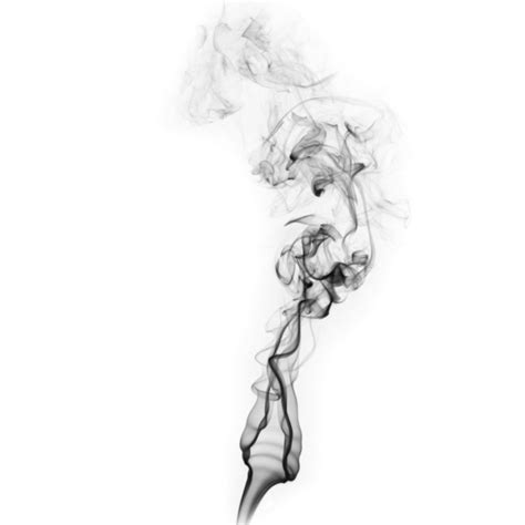 Abstract Black Smoke Png by Smoke Vector Illustration Abstract Style Smoke
