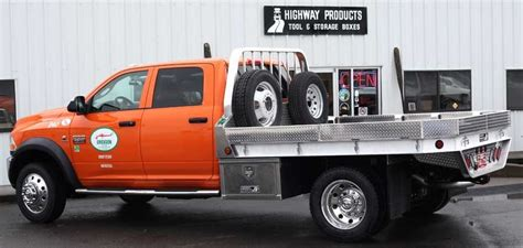 Dodge Flatbed by Highway Products 1.800.TOOL.BOX   Yelp