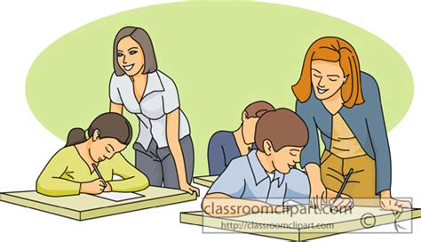 12397 student helping student clipart education clipart team teaching classroom clipart