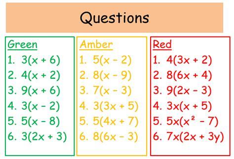 maths worksheets ks3 algebra sequences ks3 maths fill in