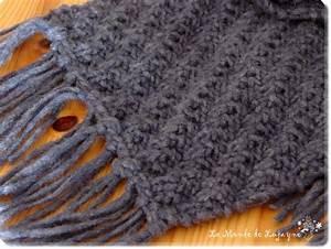 Echarpe Homme Tricot : comment tricoter echarpe homme ~ Melissatoandfro.com Idées de Décoration