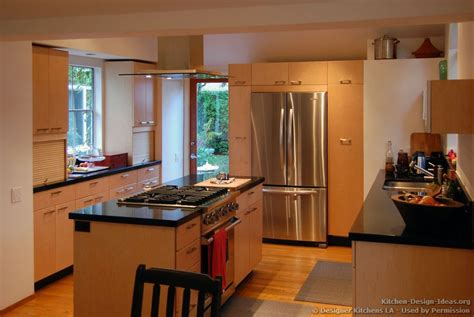 kitchen island with range kitchen idea of the day photo by designer kitchens la 5220