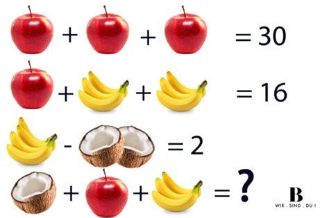 Rechen Rätsel by Knifflig Kannst Du Dieses Frucht R 228 Tsel L 246 Sen Brigitte De