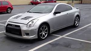 2003 Infiniti G35 Coupe Modified With Gtr Kit Conversation