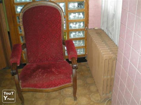 fauteuil voltaire tres ancien firmi 12300