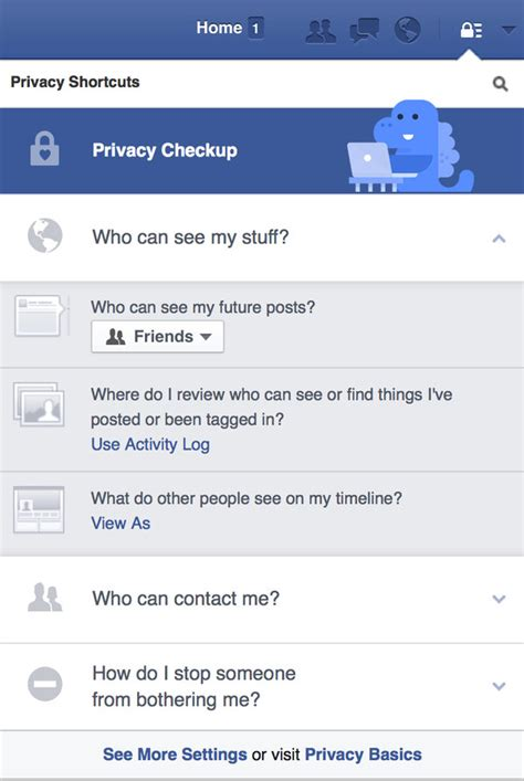 Controlling The Visibility Your Facebook Profile