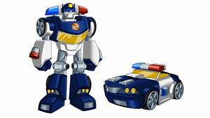 Cody - Personnages - Transformers Rescue Bots - Héros Tiji