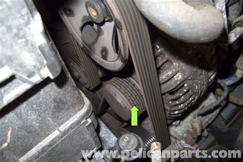 volvo  drive belt replacement   pelican