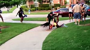 Texas police officer On Leave After Video Shows Him ...