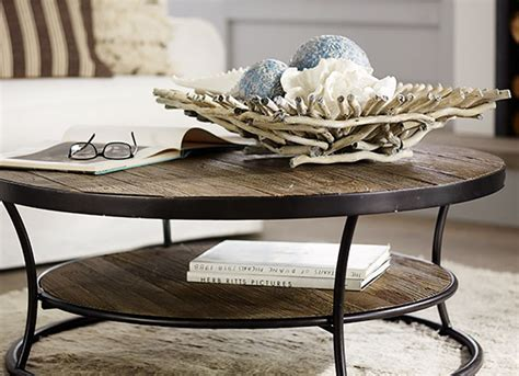 decorated coffee tables how to decorate a coffee table pottery barn