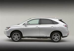 2010 Lexus Rx 350  U0026 Rx 450h Debut In Usa