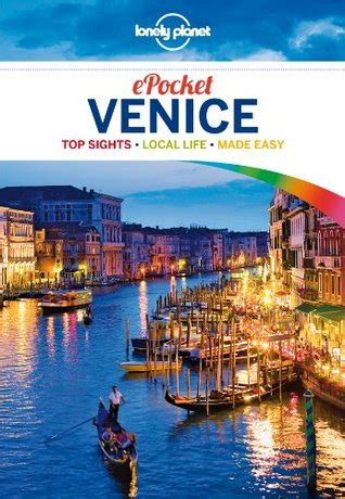 lonely planet pocket venice  lonely planet