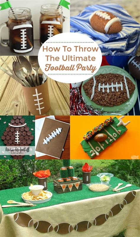 Football Decorations - best 25 football decorations ideas on