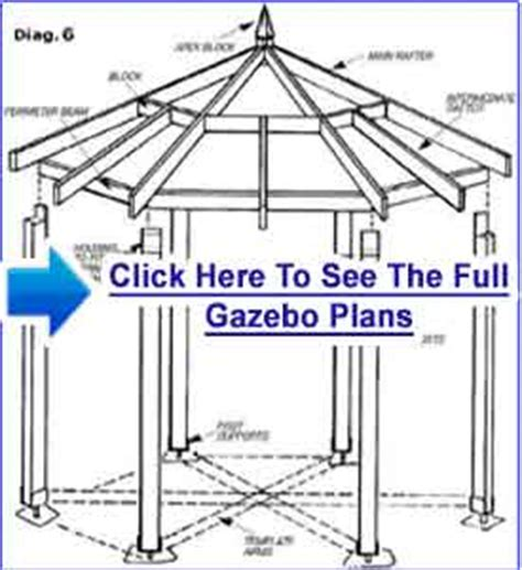 how to find blueprints of your house click here for gazebo plans free square gazebo plans how