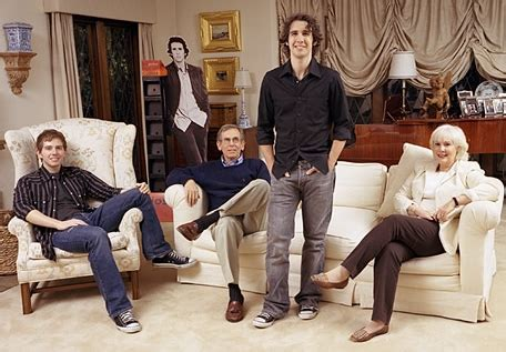 Josh Groban and His Family